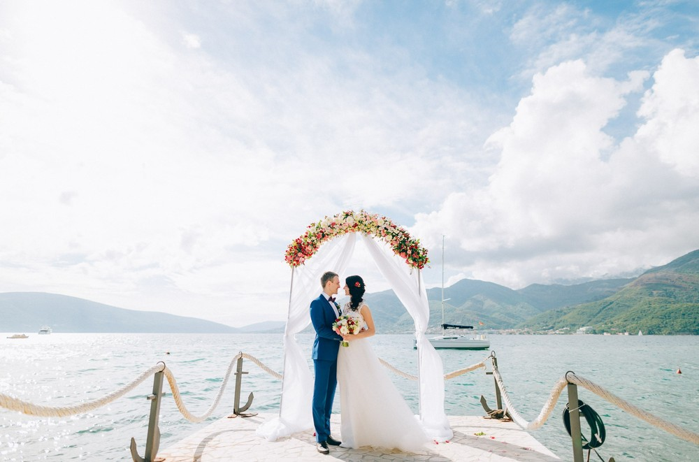свадьба в черногории , wedding montenegro