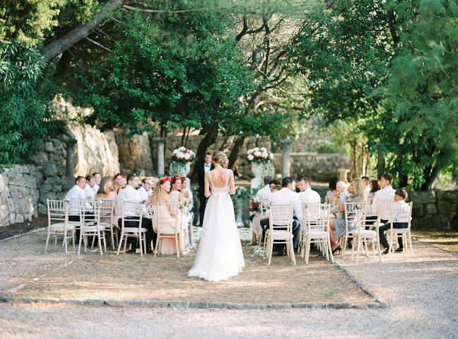 свадьба в черногории