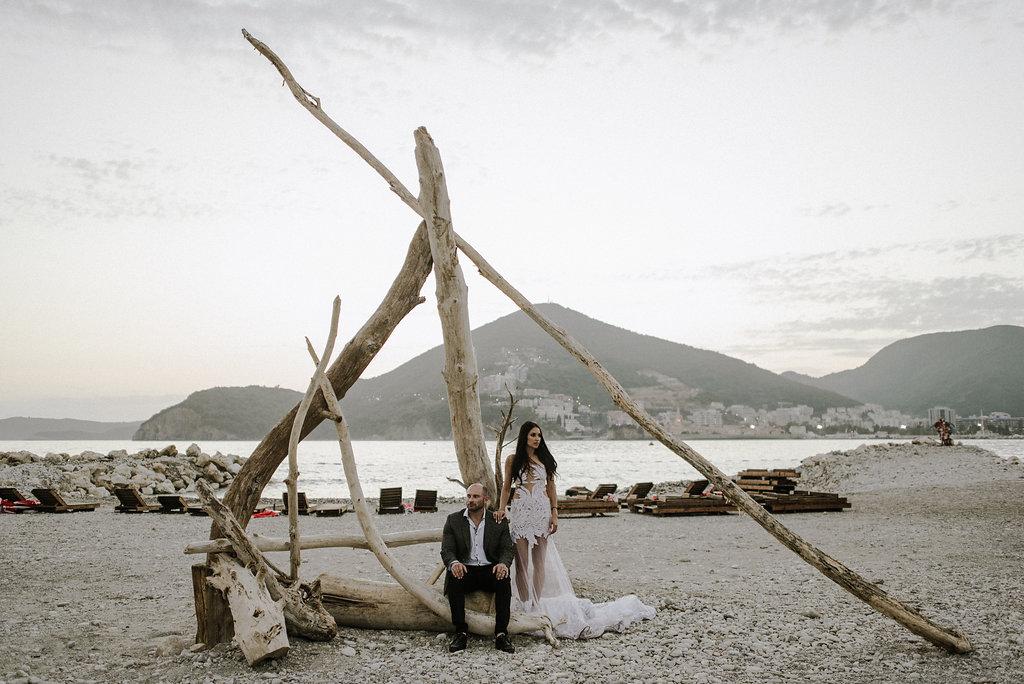 wedding in Montenegro for Radmila&Ryan