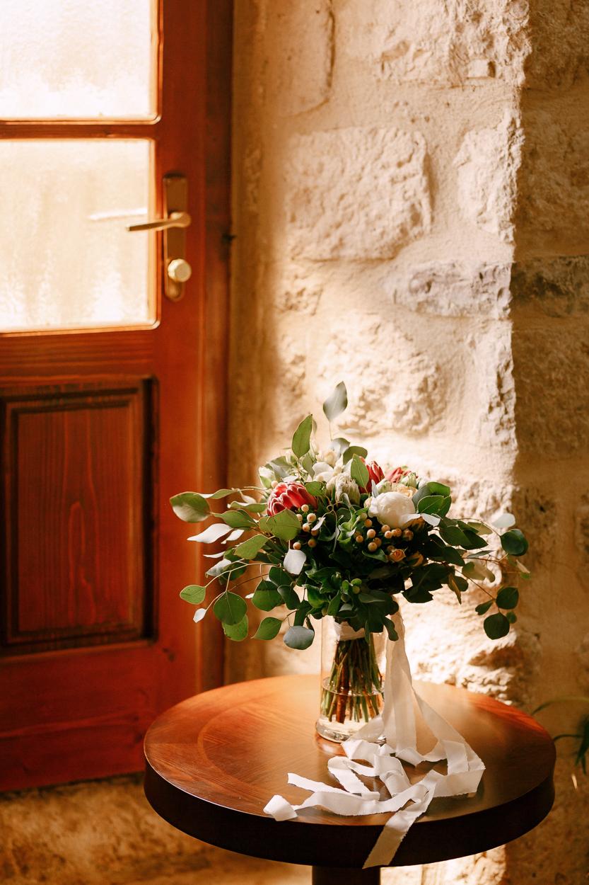 свадьба в черногории wedding flowers Montenegro