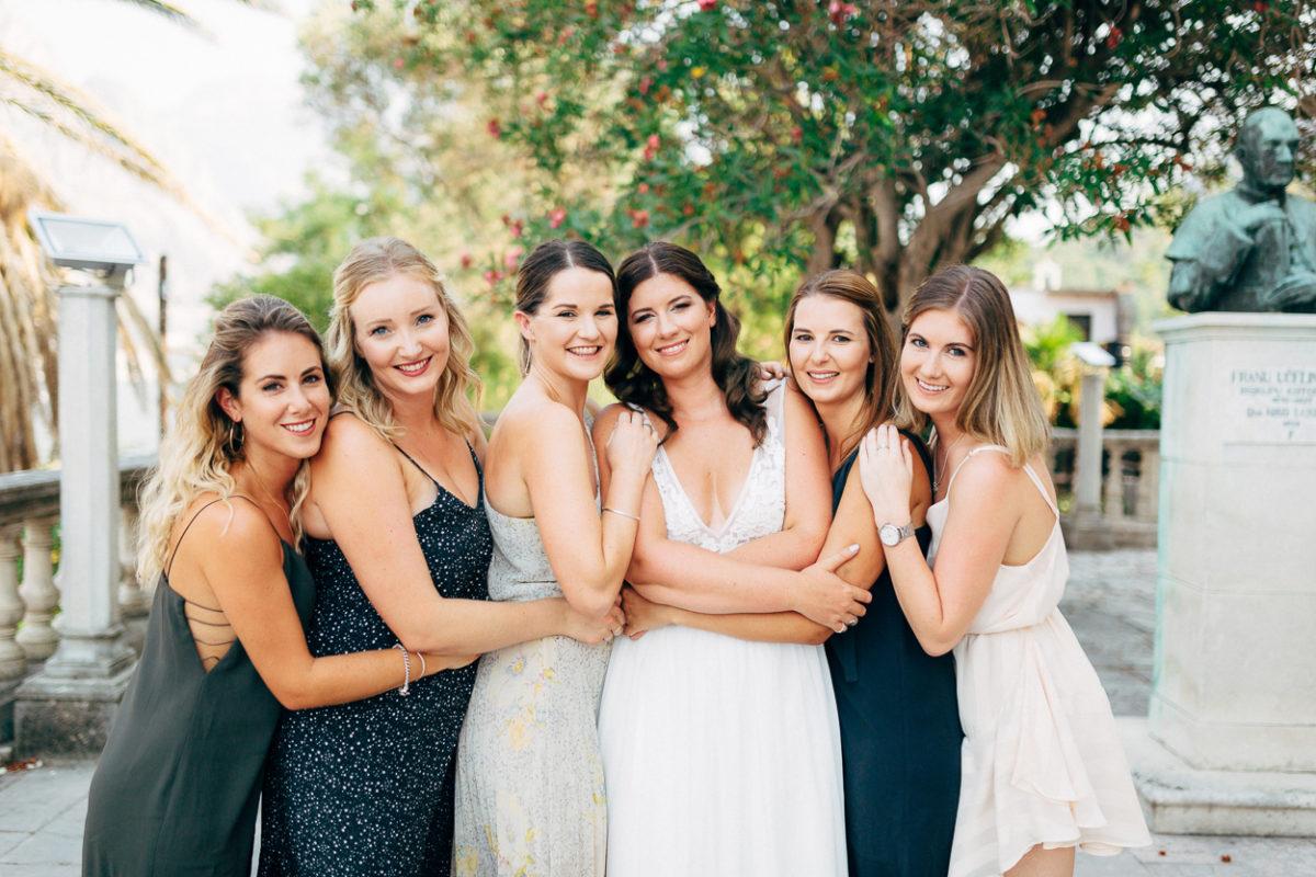 bridesmaids Montenegro