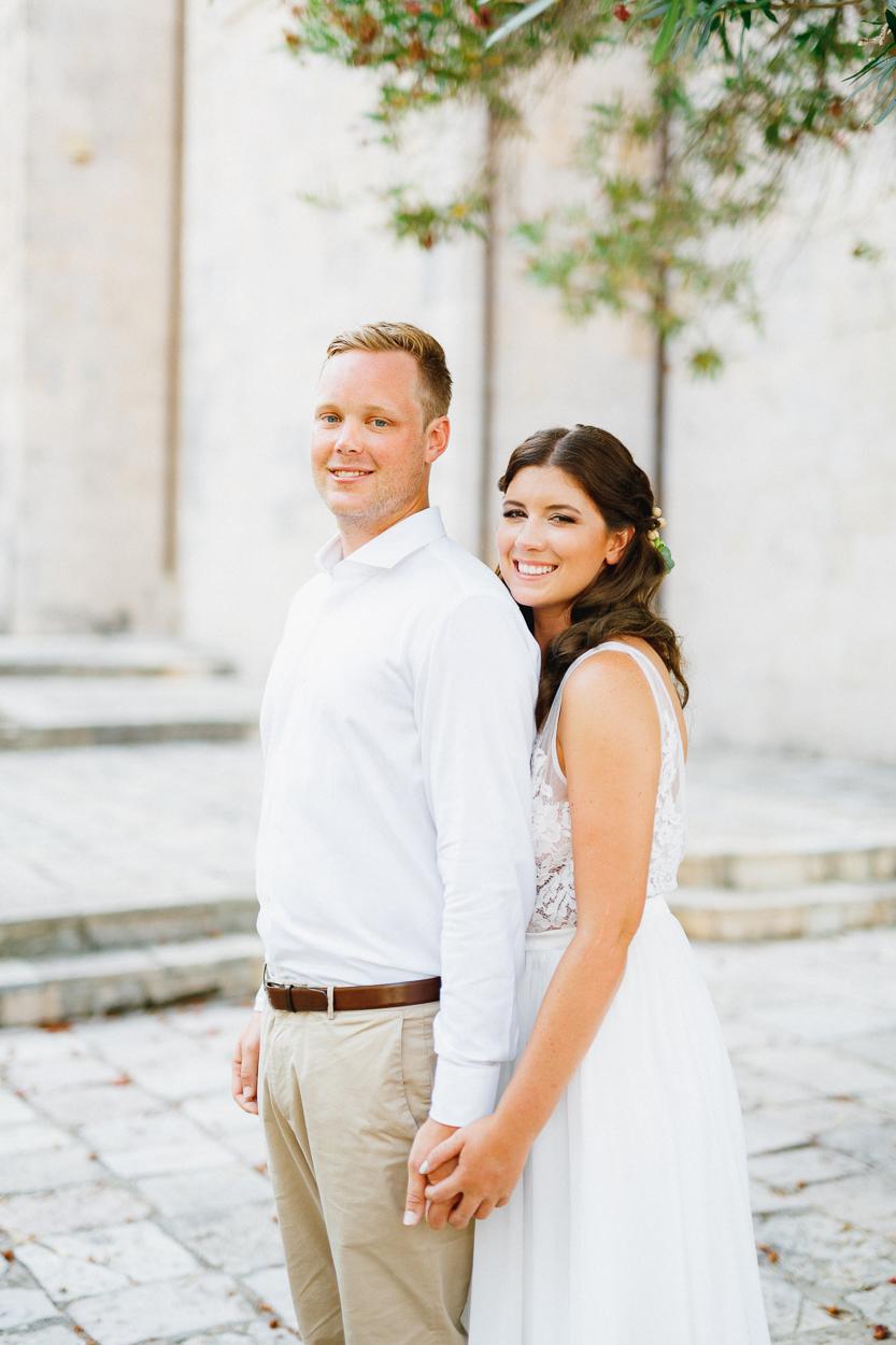couple Montenegro Prcanj