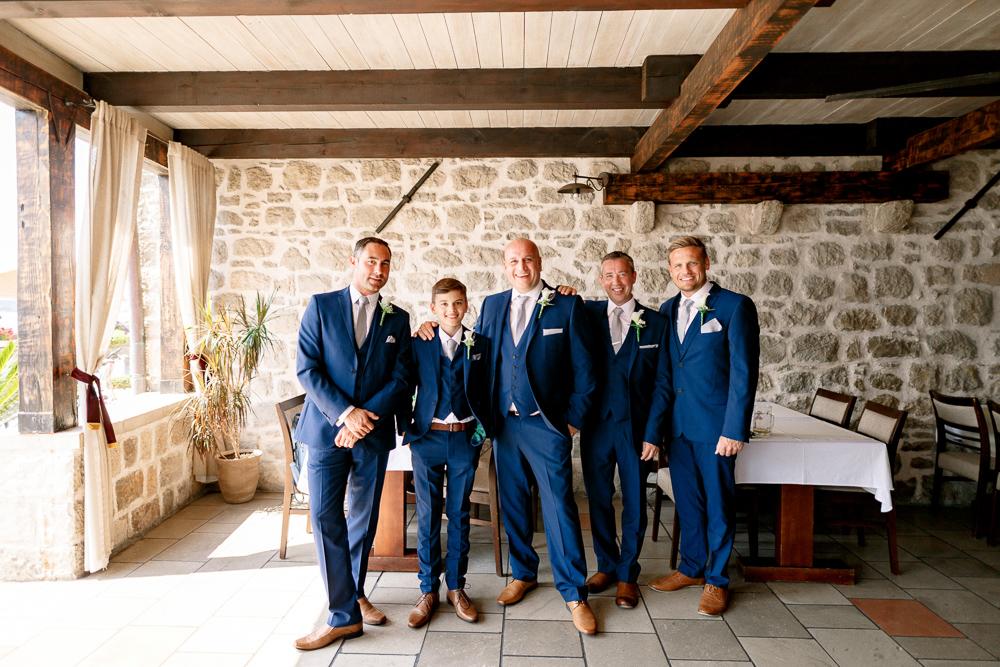 groom Montenegro