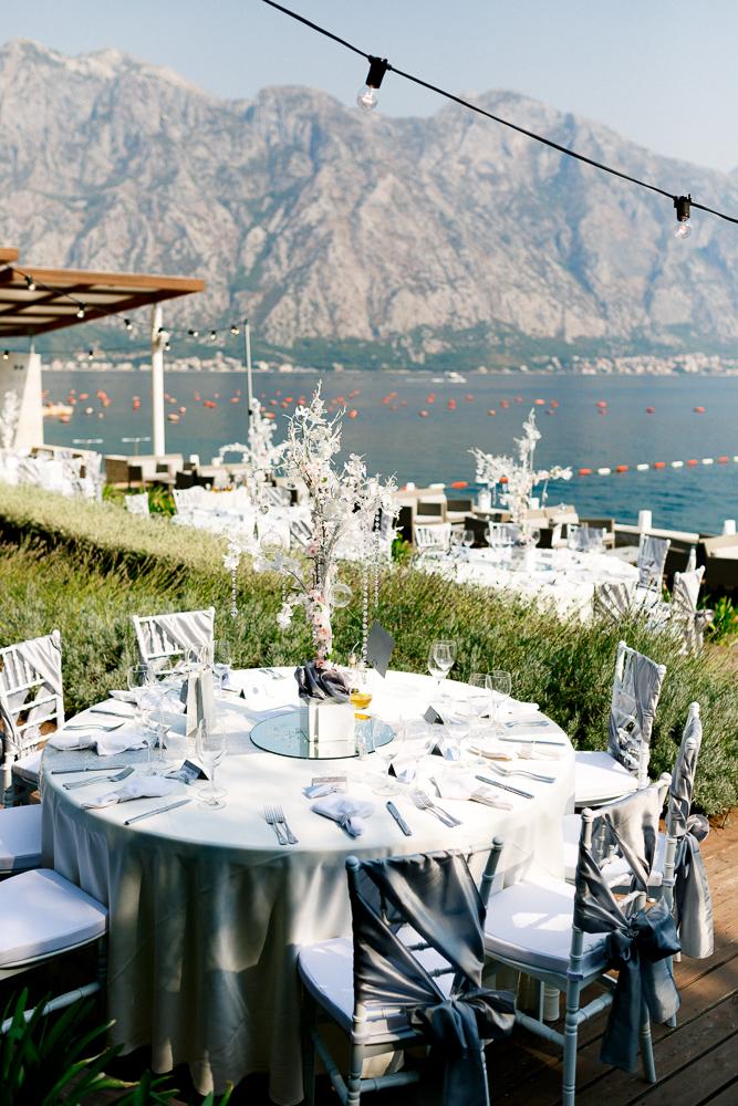 wedding details Montenegro