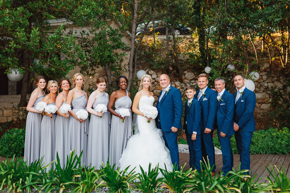 bride Montenegro, свадьба в Черногории