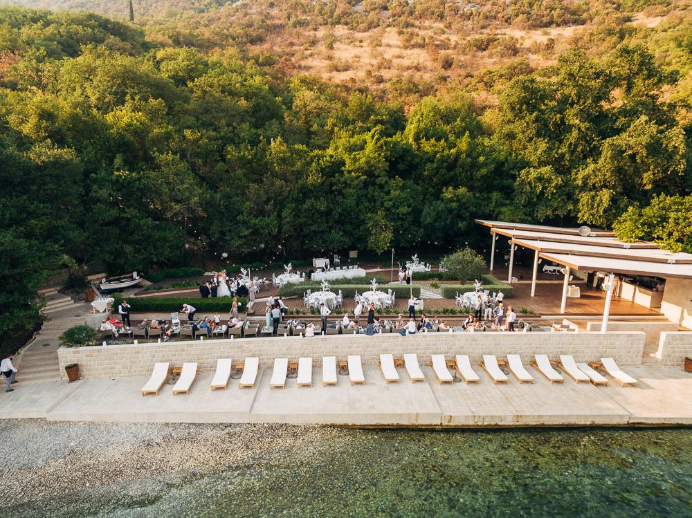 wedding party Montenegro, свадьба в Черногории