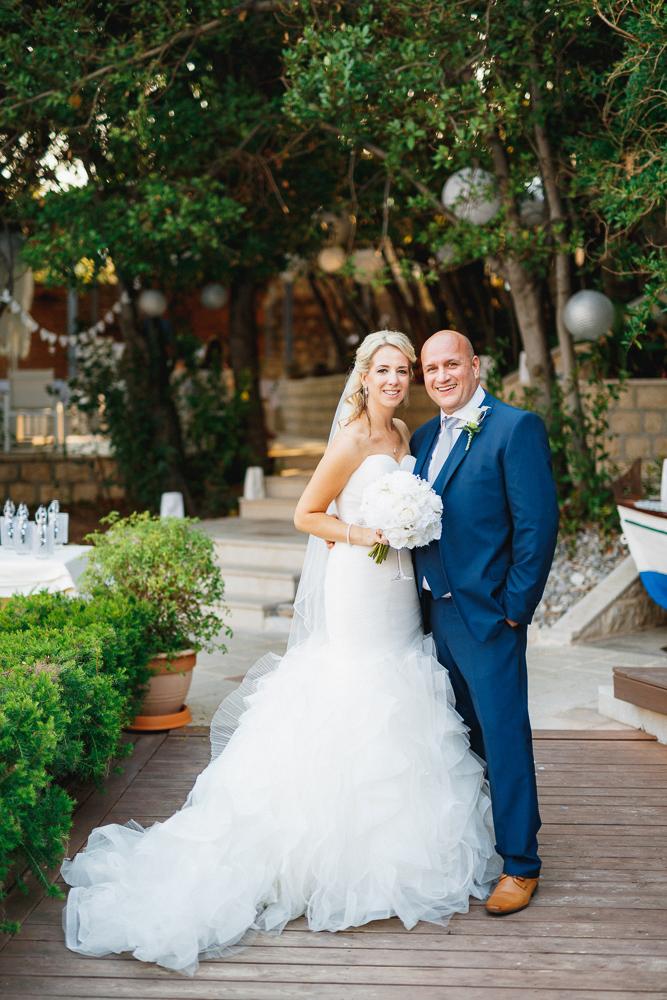 wedding couple Montenegro