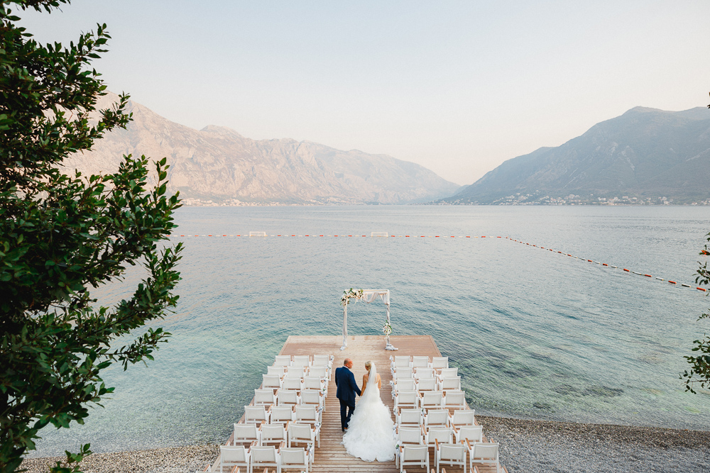 Wedding venue Montenegro