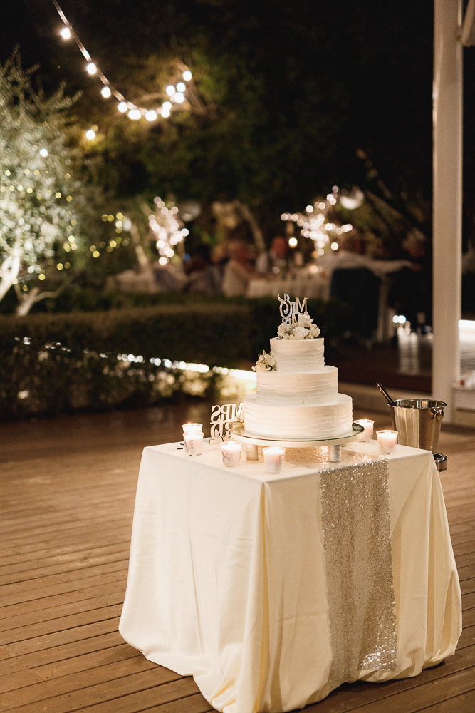 wedding cake in Montenegro 1