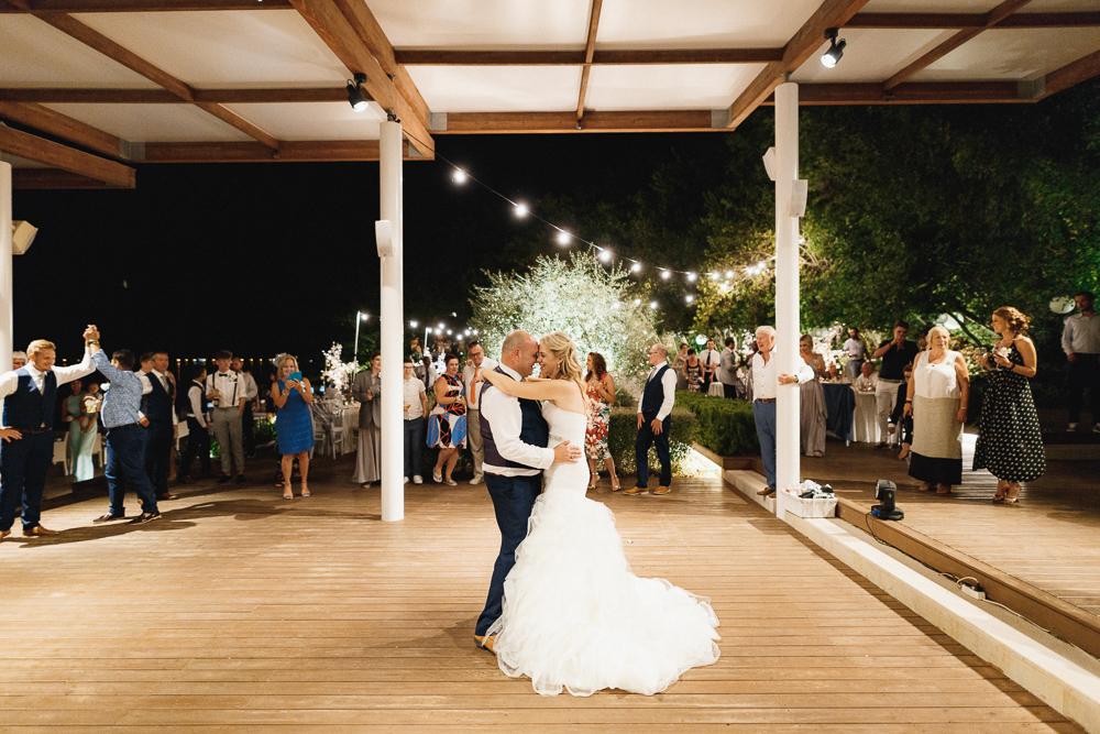 wedding dance in Montenegro 1