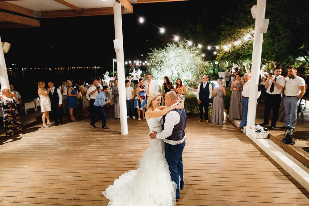 wedding dance in Montenegro