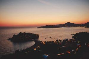 Wedding in Montenegro - Sveti Stefan island