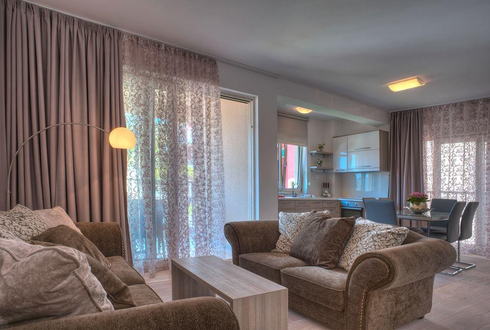 guest house przno, утро невесты, апартаменты в Пржно, Святой Стефан
