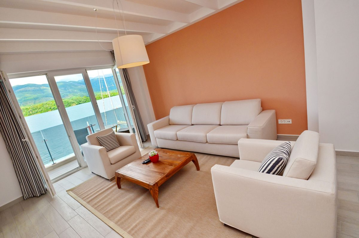 apartments for rent in Montenegro