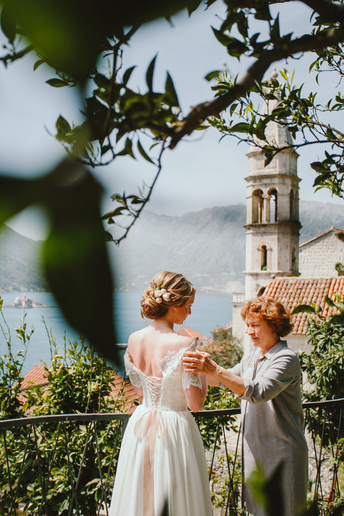 wedding in Montenegro Kotor