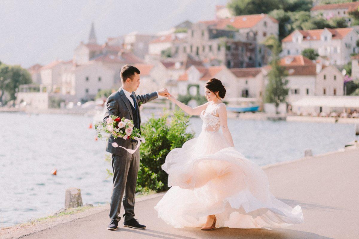 свадьба в Черногории, свадьба в Италии, свадьба за границей, wedding Montenegro, wedding Italy, destination wedding