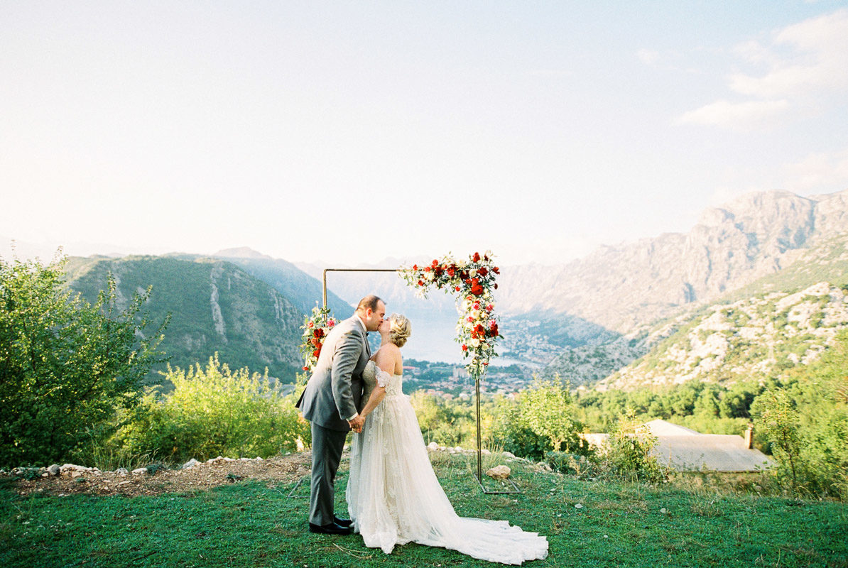 wedding montenegro, свадьба в черногории